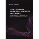 Legal situation of National Minorities in Lithuania