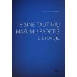 Teisinė tautinių mažumų padėtis Lietuvoje