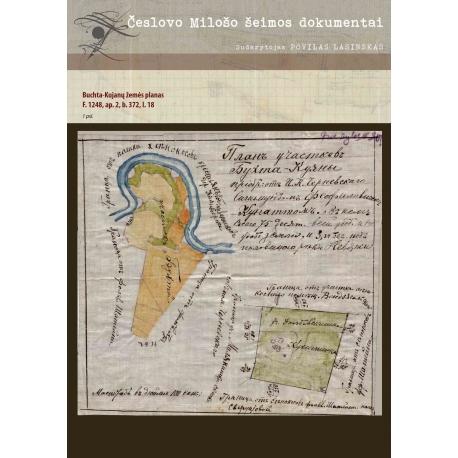 Buchta-Kujanų žemės planas