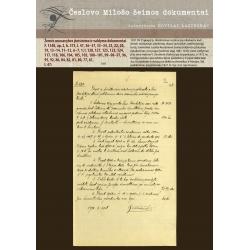 Žemės nuosavybės įteisinimo ir valdymo dokumentai