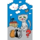 Ar katės turi bambas? Moksliški atsakymai į šį ir kitus 244 klausimus.