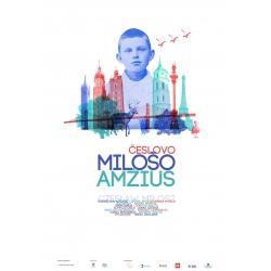 DVD Česlovo Milošo amžius (EN, RU, PL subtitrai)
