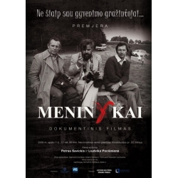 DVD Meninykai (angliški subtitrai)