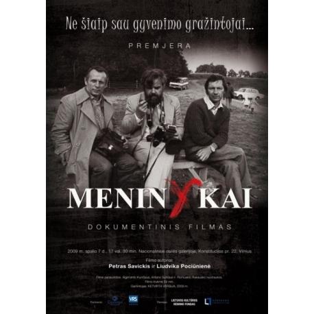 Dokumentinis filmas MENINYKAI (su angliškais subtitrais)