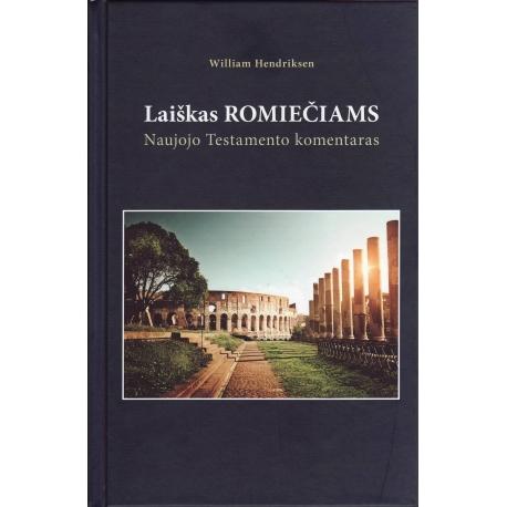 Laiškas Romiečiams. Naujojo testamento komentaras