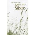 Karta nuo Sibiro