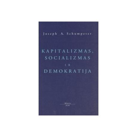 Kapitalizmas, socializmas ir demokratija