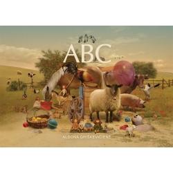 ABC: raidės, iliustracijos, gestai