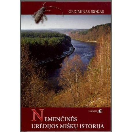 Nemenčinės urėdijos miškų istorija