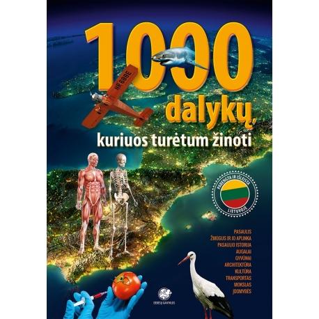 1000 dalykų, kuriuos turėtum žinoti