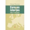 Europos istorijos ribos ir skirstymai