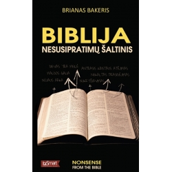 Biblija - nesusipratimų šaltinis