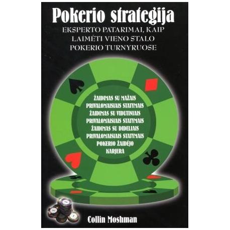 Pokerio strategija. Eksperto patarimai, kaip laimėti vieno stalo pokerio turnyruose.