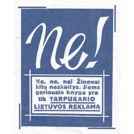 Tarpukario Lietuvos reklama