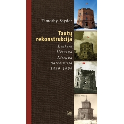 Tautų rekonstrukcija: Lenkija, Ukraina, Lietuva, Baltarusija, 1569-1999