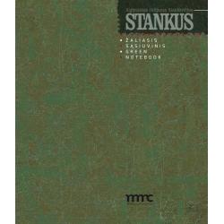 Algimantas Julijonas Stankevičius-Stankus. Žaliasis sąsiuvinis / Green Notebook