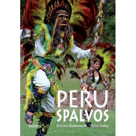 Peru spalvos