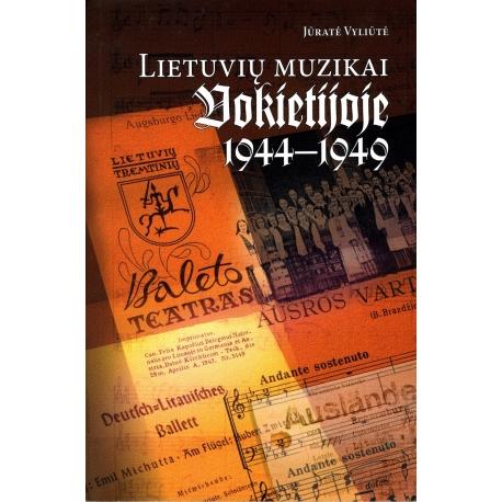 Lietuvių muzikai Vokietijoje 1944-1949