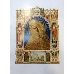 """Plakatas """"Šv. Mergelė Marija"""""""