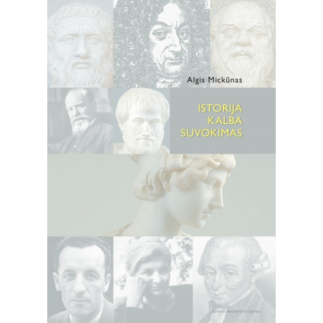 Istorija, kalba, suvokimas