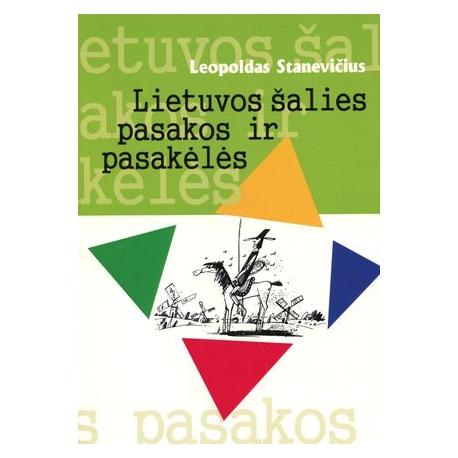 Lietuvos šalies pasakos ir pasakėlės