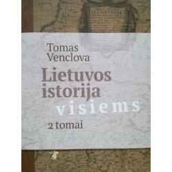 Lietuvos istorija visiems, I ir II tomai