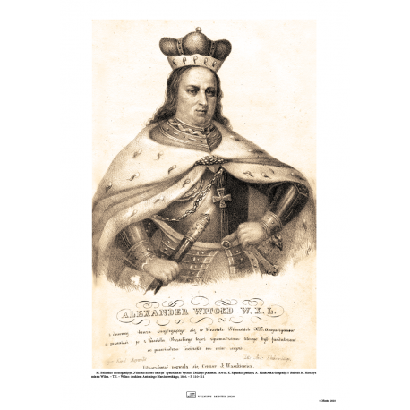 Kunigaikščio Vytauto plakatai