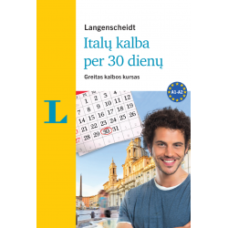 Italų kalba per 30 dienų + 3 CD