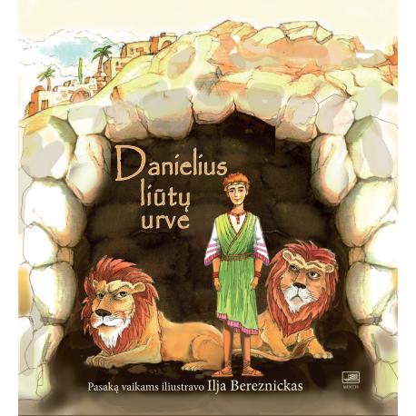 Danielius liūtų urve