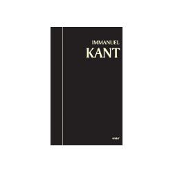 Antropologija pragmatiniu požiūriu. Immanuel Kant