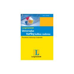 Universalus turkų kalbos vadovas. Parankinis keliautojo žodynėlis.