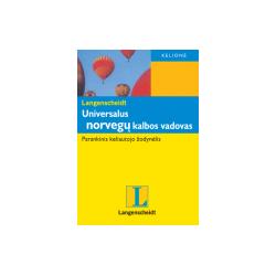 Universalus norvegų kalbos vadovas. Parankinis keliautojo žodynėlis.