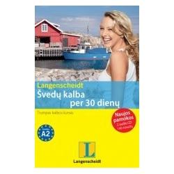 Švedų kalba per 30 dienų + 2 CD