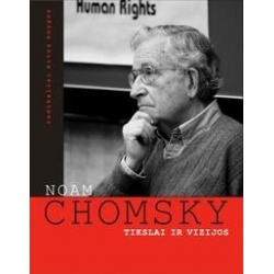 Tikslai ir vizijos. Noam Chomsky