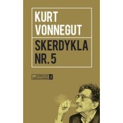 Skerdykla Nr. 5. Kurt Vonnegut (kišeninė)