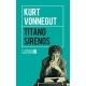 Titano sirenos. Kurt Vonnegut (kišeninė)