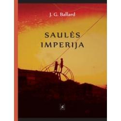 Saulės imperija. J. G. Ballard