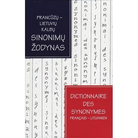 Prancūzų-lietuvių kalbų sinonimų žodynas