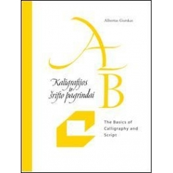 Kaligrafijos ir šrifto pagrindai