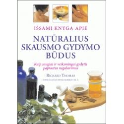 Išsami knyga apie natūralius skausmo gydymo būdus.