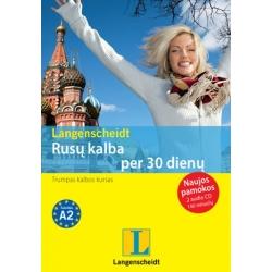 Rusų kalba per 30 dienų