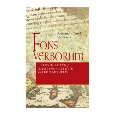 Fons Verborum. Lietuvių-lotynų ir lotynų-lietuvių kalbų žodynėlis