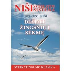 Dešimt žingsnių į sėkmę. Kacudzo Niši
