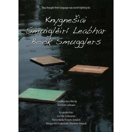 DVD_Knygnešiai / Book Smugglers